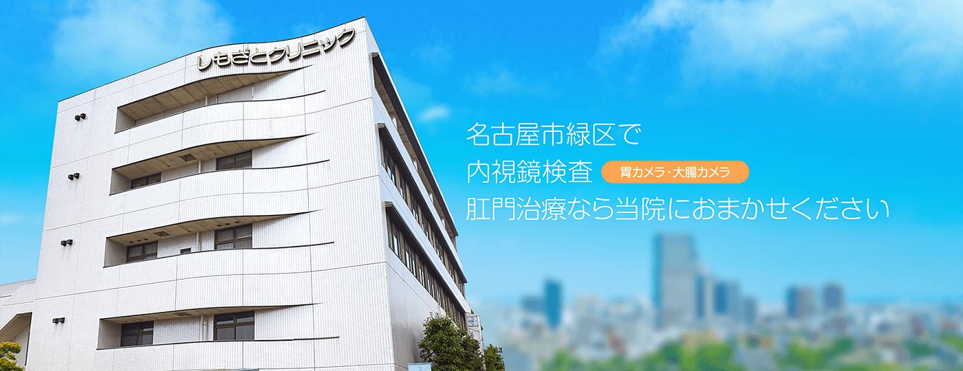 名古屋市緑区で内視鏡検査・肛門治療なら当院におまかせください