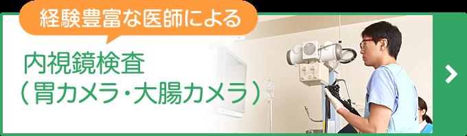痛みの少ない内視鏡検査(胃カメラ・大腸カメラ)